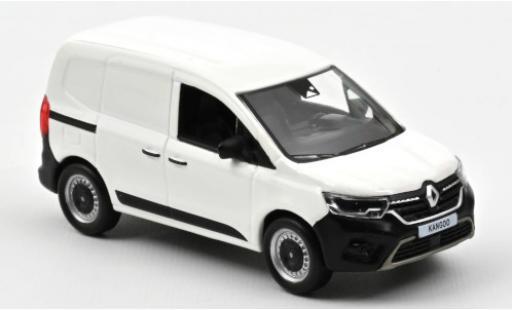 Renault Kangoo 1/43 Norev Rapid white 2021 diecast model cars