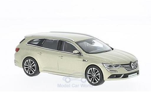 Renault Talisman 1/43 Norev Estate metallic-beige 2016 miniature