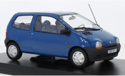 Renault Twingo 1/18 Norev blau 1995 modellautos