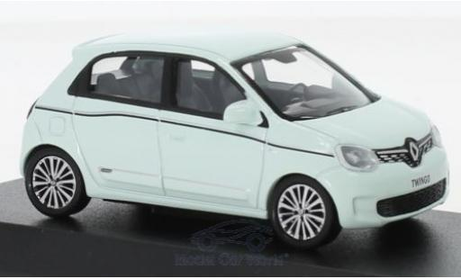 Renault Twingo 1/43 Norev verte 2019 miniature