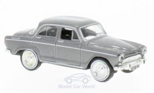 Simca Aronde 1/87 Norev Montlhery Speciale metallise grey 1962 diecast model cars
