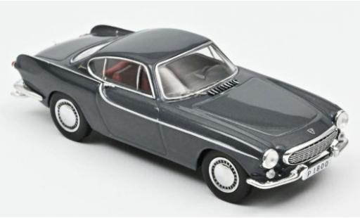 Volvo P1800 1/43 Norev metallise grey 1963 diecast model cars