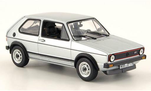 Volkswagen Golf 1/43 Norev I GTI grise 1976 miniature