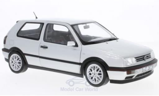 Volkswagen Golf V 1/18 Norev III GTI grey 1996 20th Anniversary diecast model cars
