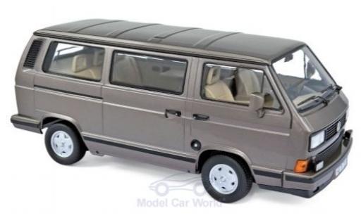 Volkswagen T3 1/18 Norev Multivan metallise bronze 1990 miniature