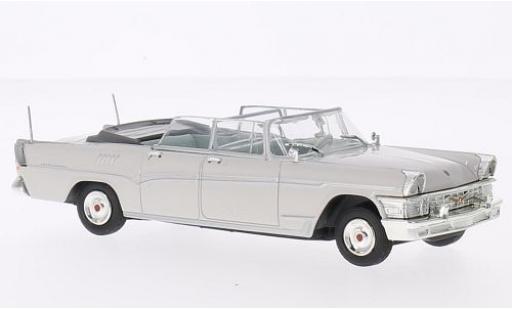 Zil 111 1/43 Norev ZIL -V gris 1960 Breschnew coche miniatura