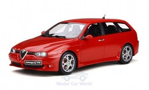 Alfa Romeo 156 1/18 Ottomobile GTA Sportwagon rouge 2002 miniature