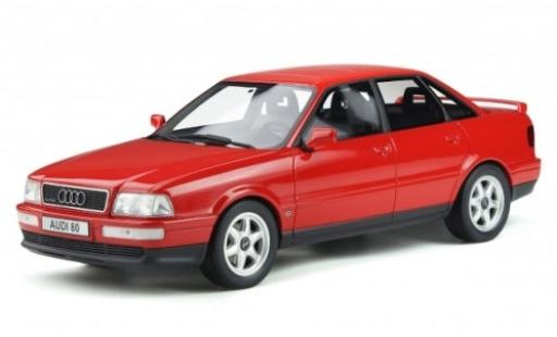 Audi 80 quattro 1/18 Ottomobile Competition red 1994 diecast model cars