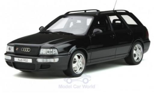 Audi RS2 1/18 Ottomobile black 1994 diecast