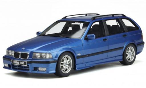 Bmw 328 1/18 Ottomobile i (E36) Touring M Package metallise blau 1997