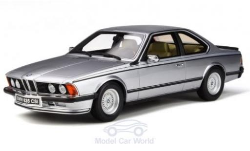 Bmw 635 CSI 1/18 Ottomobile (E24) grise 1982 miniature