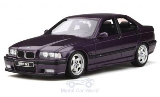 Bmw M3 1/18 Ottomobile (E36) metallise purple diecast model cars