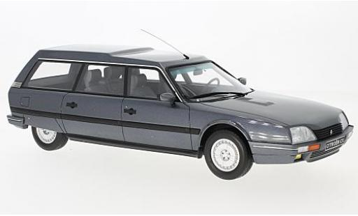 Citroen CX 1/18 Ottomobile 25 TRD Turbo 2 metallise grey 1991 diecast model cars