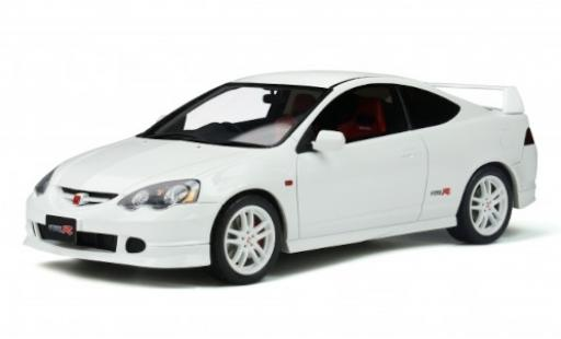 Honda Integra 1/18 Ottomobile Type-R (DC5) blanche RHD 2001 miniature