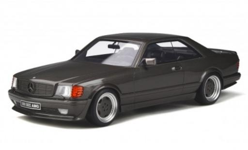 Mercedes 560 1/18 Ottomobile SEC AMG (C126) anthrazit