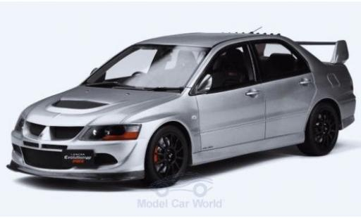 Mitsubishi Lancer 1/18 Ottomobile Evo 8 MR FQ-400 grise RHD 2005 miniature