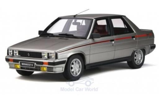 Renault 9 1/18 Ottomobile Turbo Phase 1 grise 184 miniature