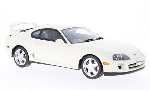 Toyota Supra 1/18 Ottomobile MK4 white RHD diecast model cars