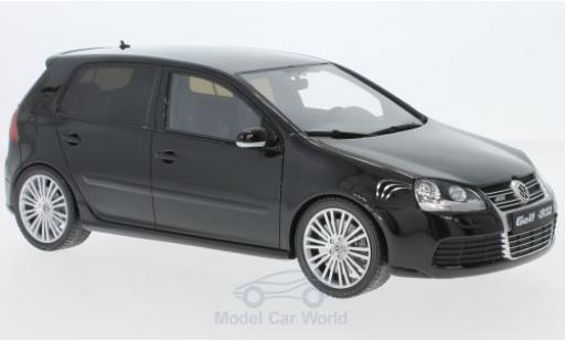 Volkswagen Golf 1/18 Ottomobile R32 black 2005 diecast model cars