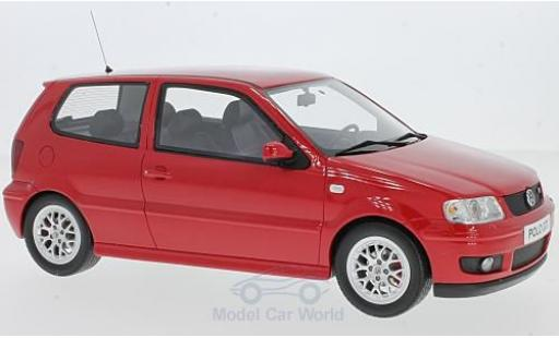 Volkswagen Polo 1/18 Ottomobile GTi rouge 2001 miniature