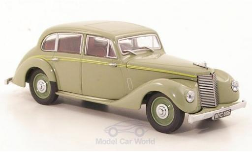 Armstrong Siddeley Lancaster 1/43 Oxford grise miniature