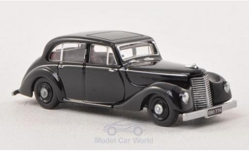 Armstrong Siddeley Lancaster 1/76 Oxford noire miniature