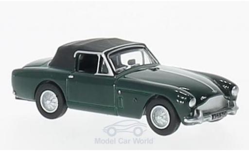 Aston Martin DB2 1/76 Oxford MKIII DHC verte/noire miniature