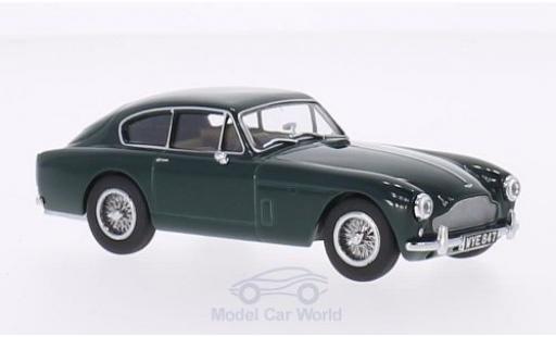 Aston Martin DB2 1/43 Oxford MkIII Saloon verte RHD miniature
