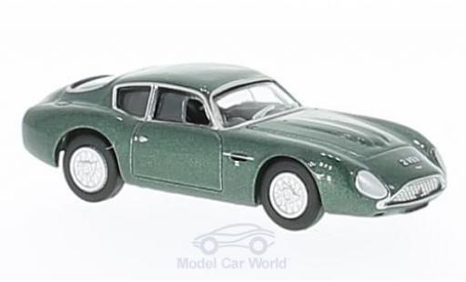 Aston Martin DB4 1/76 Oxford GT Zagato VEV RHD 1962 miniature