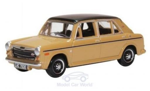 Austin 1300 1/76 Oxford beige/matt-black RHD diecast model cars