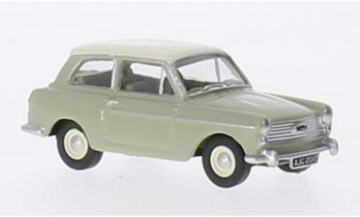 Austin A40 1/76 Oxford MKII green/white RHD diecast model cars