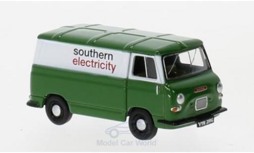 Austin J4 1/76 Oxford Van Southern Electricity miniature