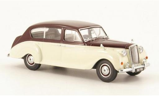 Austin Princess 1/43 Oxford red/beige diecast model cars