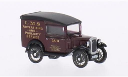 Austin Seven 1/76 Oxford RN Van RHD L M S miniature