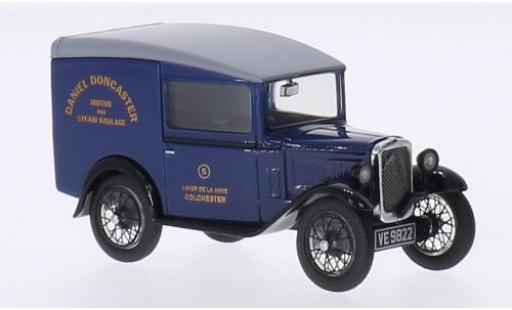 Austin Seven 1/43 Oxford Van RHD Daniel Doncaster miniature