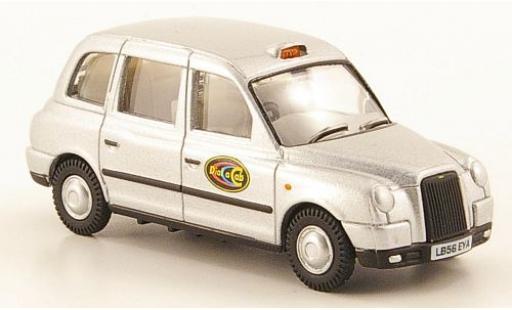 Austin TX4 1/76 Oxford RHD Dial A Cab Taxi modellino in miniatura