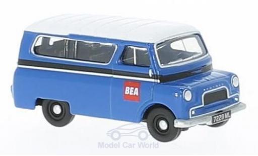 Bedford CA 1/76 Oxford Minibus RHD BEA miniature