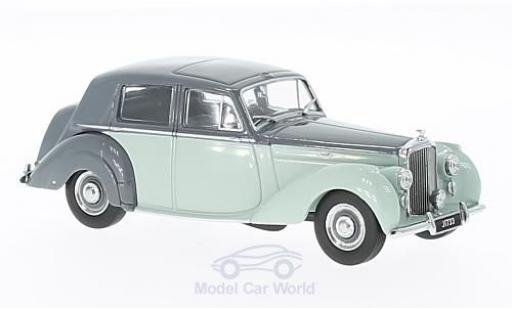 Bentley Mark 6 1/43 Oxford MK VI grau/grau RHD modellautos