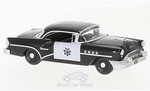Buick Century 1/87 Oxford California Highway Patrol 1955 miniature