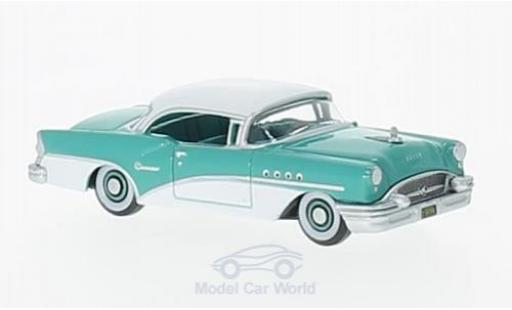 Buick Century 1/87 Oxford turquoise/blanche 1955 miniature