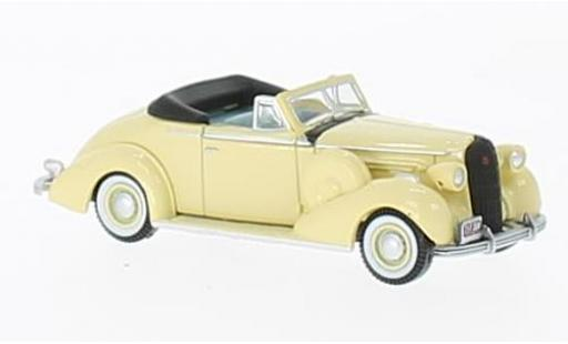Buick Special 1/87 Oxford Convertible Coupe beige 1936 miniature