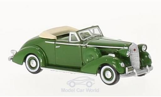 Buick Special 1/87 Oxford Convertible Coupe verte 1936 miniature
