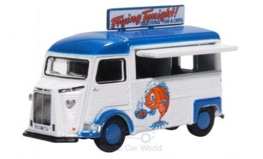 Citroen Type H 1/76 Oxford Catering Van Fish and Chips miniatura