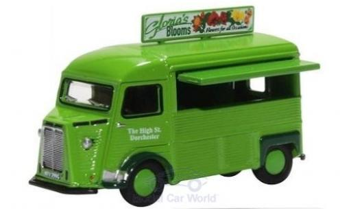 Citroen Type H 1/76 Oxford Van Glorias Blooms miniatura