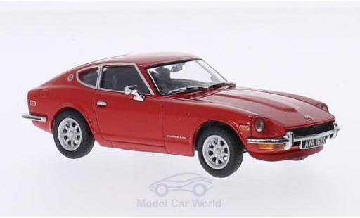 Datsun 240Z 1/43 Oxford rouge RHD miniature