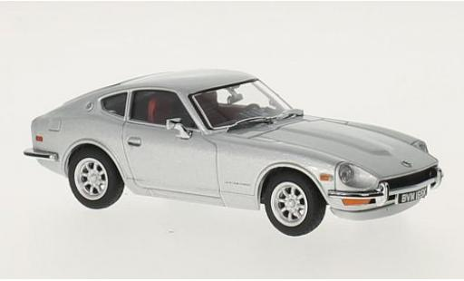 Datsun 240Z 1/43 Oxford grise miniature