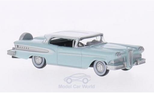 Edsel Citation 1/87 Oxford verte/blanche 1958 miniature