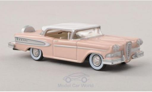Edsel Citation 1/87 Oxford blanche 1958 miniature