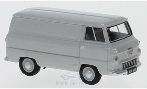 Ford 400E 1/76 Oxford 400 E Van grise miniature