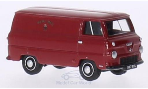 Ford 400E 1/76 Oxford Van RHD Royal Mail miniature